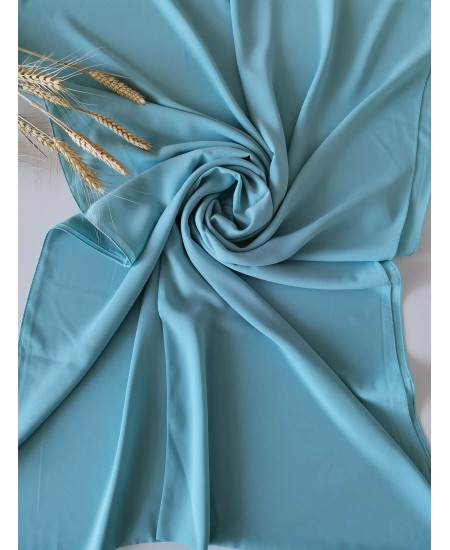Medine Silk Shawl mint