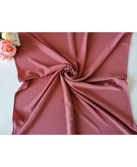 Medine Silk Shawl Blush N°5