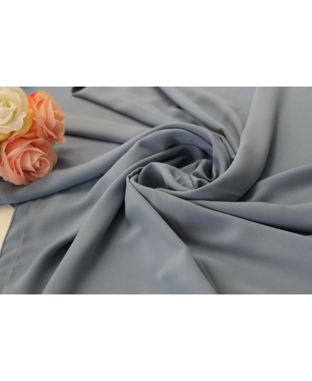 Blue dream Medina Silk Hijab