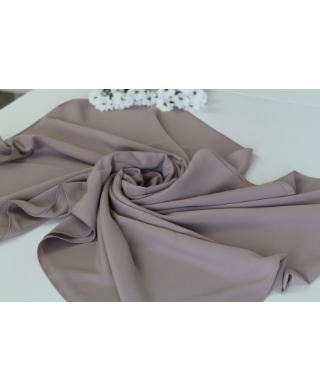 Powder Taupe Medina Silk